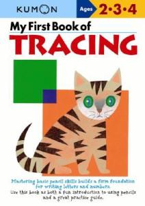 KUMON_2-3-4_years_My_first_book_of_tracing