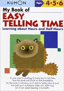 KUMON_4-5-6_years_My_book_of_easy_telling_time