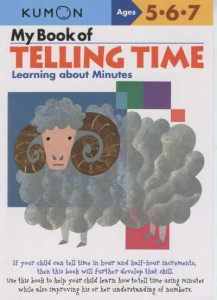 KUMON_5-6-7 Years_My_book_of_Telling_Time