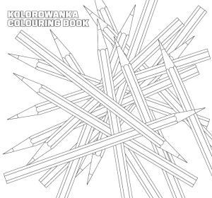 2015-07-02 22-26-10 раскрасками-абстракциями. Подходят и взрослым, и детям. Автор раскрасок - Эльжбета Яблонска, польский д