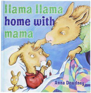 Llama_Home_With_Mama