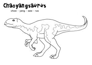 chaoyangsaurus