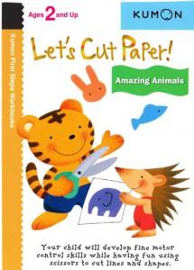 KUMON_2_and_Up_Lets_Cut_Paper_Amazing_Animals
