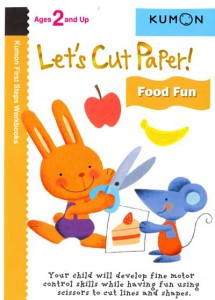 KUMON_2_and_Up_Lets_Cut_Paper_Food_Fun