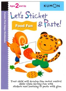 KUMON_2_and_Up_Lets_Sticker_and_Paste_Food_Fun